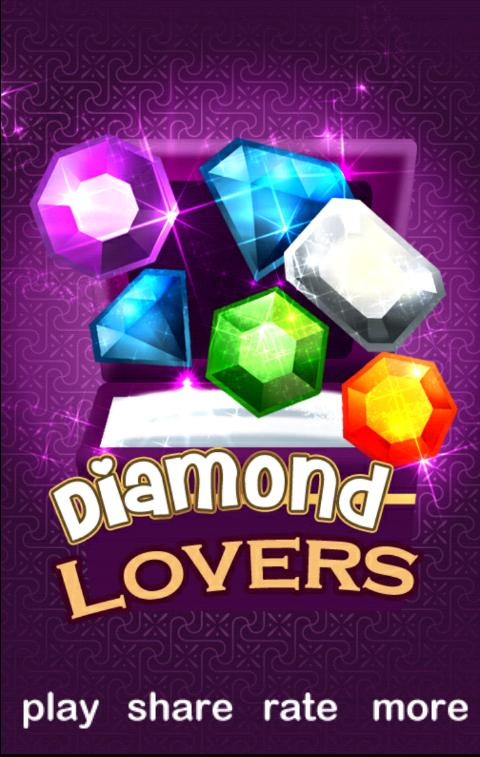 Diamond Lovers - screenshot