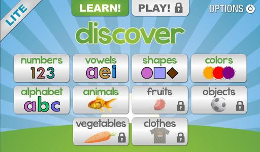 Kids Preschool Discover Lite