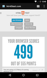 Android System WebView v52.0.2743.83