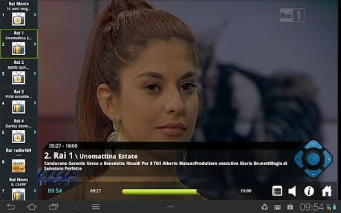 VBox LiveTV- screenshot thumbnail