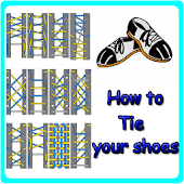 How to Tie your Shoes