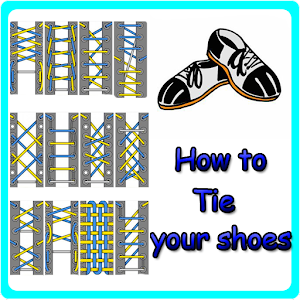 how to wear vans laces