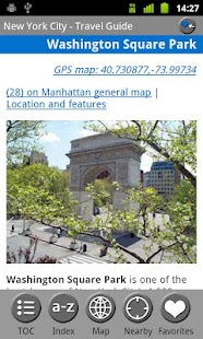 New York City - FREE Guide- screenshot thumbnail