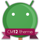 CM12 Green Pop Theme
