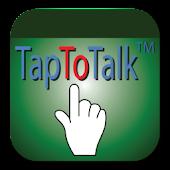 TapToTalk MultiPlayer