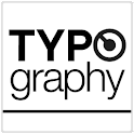 Typo White atom theme icon