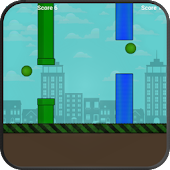 Flop Ball - floppy bird game
