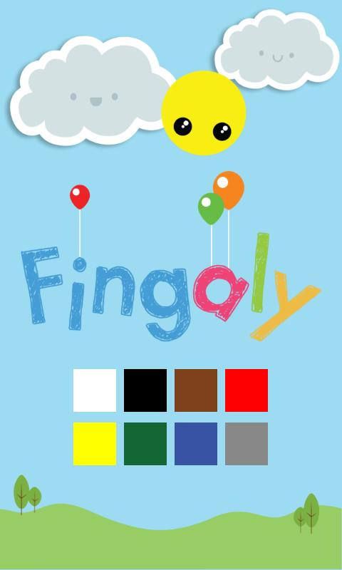 Fingaly - screenshot