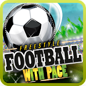 Football Freestyle With Music