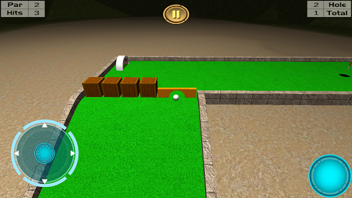 【免費體育競技App】Mini Golf 3D-APP點子