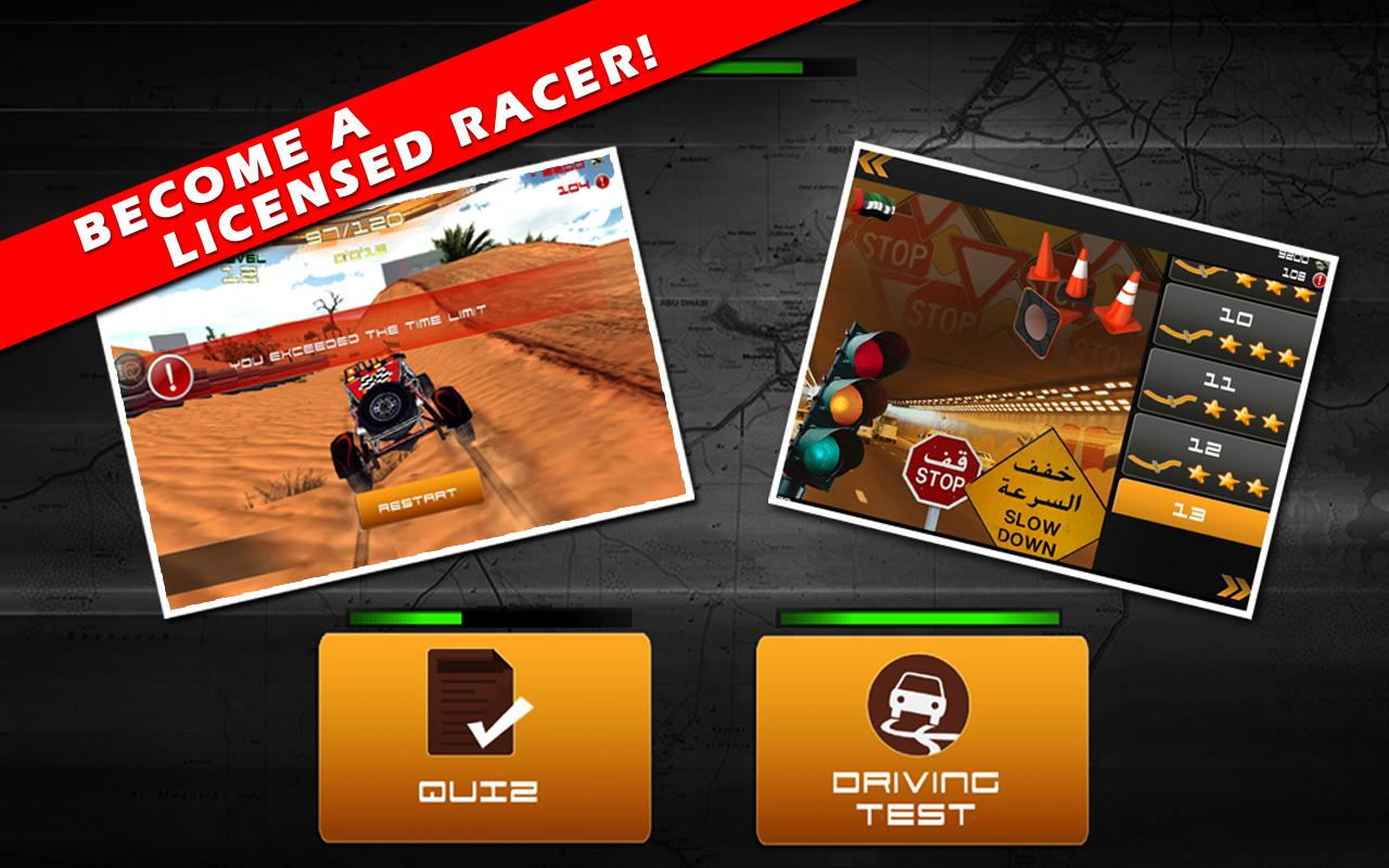 Badayer Racing - screenshot