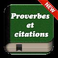 App Proverbes et Citations APK for Kindle