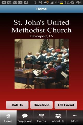 St. Johns United - Davenport