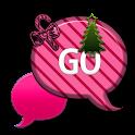 GO SMS THEME/CandycaneLane4U icon