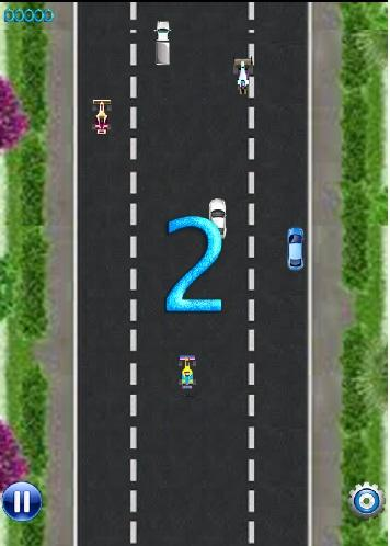 FAST RACE GAME 2015