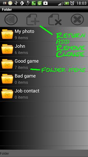 Pc Folder Pro