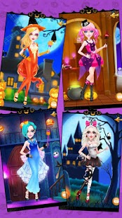 Halloween Salon: Dress Up™ - screenshot thumbnail