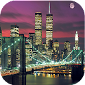 City Night LWP icon