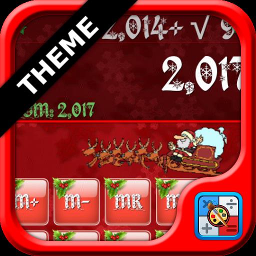 SCalc theme Christmas