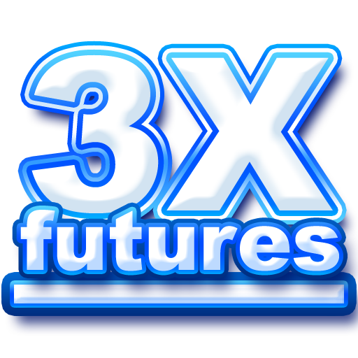 3x86 股票指數期貨報價 聊天室(吹水廳) 財經 App LOGO-硬是要APP