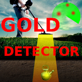 Gold Detector Radar (fun)