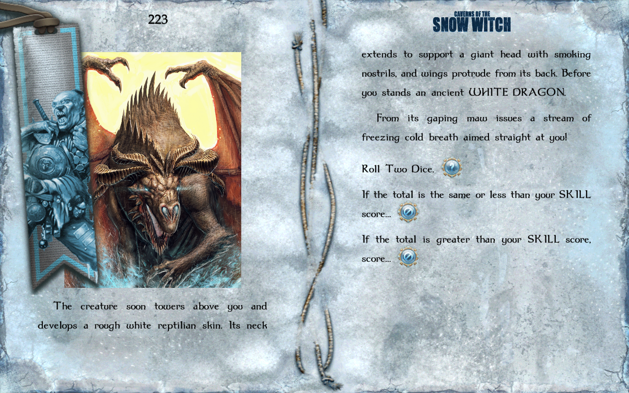 Caverns of the Snow Witch screenshot #8