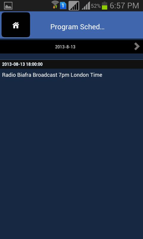 Radio Biafra - screenshot