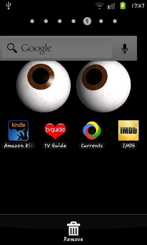 GoggleEyes- screenshot