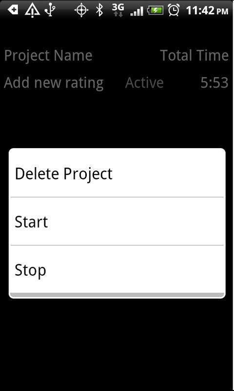 Short Timer-TBS Pro- screenshot