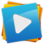 Select! Reproductor mp3 tablet icon