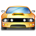 BabyEnglish and Vehicle icon