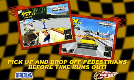Crazy Taxi Classic™ Screenshot 3