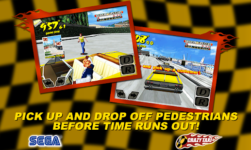 Crazy Taxi Classic™ Screenshot 3