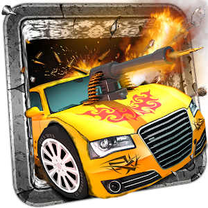Road Rage Combat Racing for PC and MAC