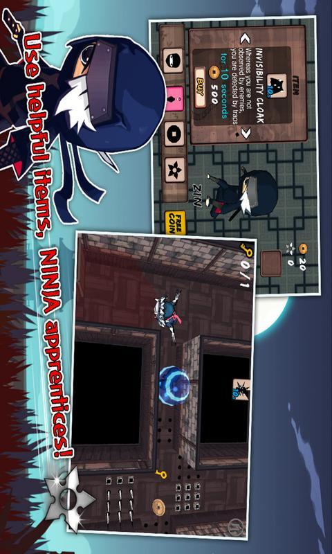Shadow ZIN: Ninja Boy- screenshot