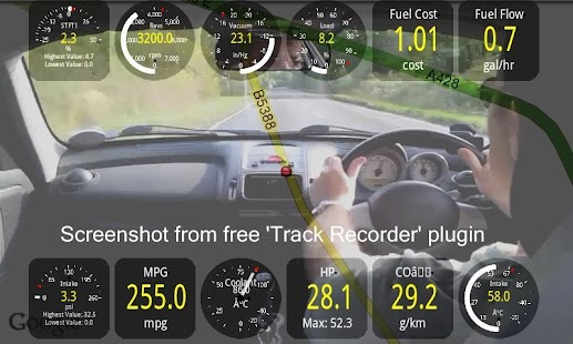 Torque Pro Obd2 Voiture Applications Android Sur