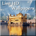 Golden temple Live Wallpapers