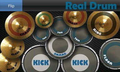 Real Drum 1.4 Apk Aplikasi Drum Android