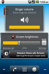 Brightness Rocker Lite- screenshot thumbnail