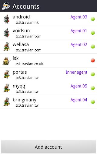 Travian Agent02