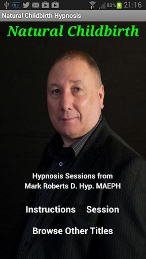 Natural Childbirth Hypnosis
