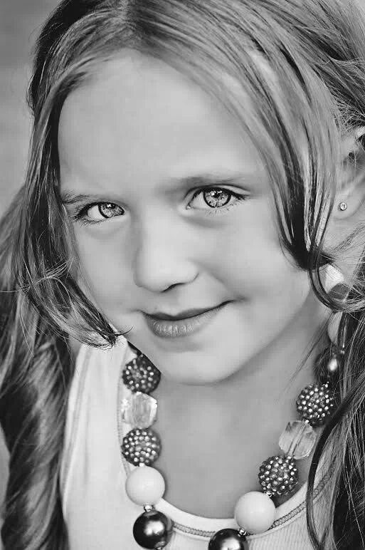 the glare  by Tammi Allred - Black & White Portraits & People (  )