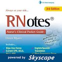 RNotes: Clinical Pocket Guide logo