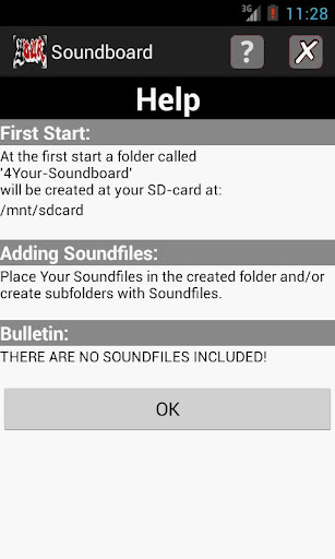 Your Soundboard Ad-Supported