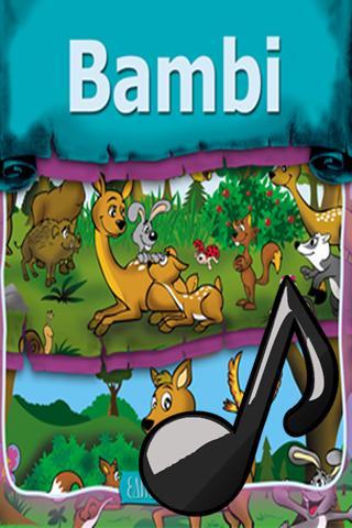 Bambi AUDIO BOOK