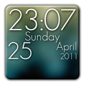 Super Clock Wallpaper Free icon