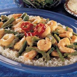 Baked Shrimp and Asparagus