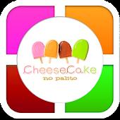 CheeseCake no Palito