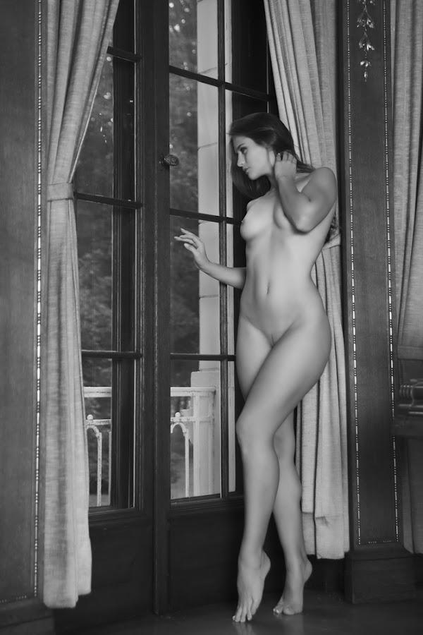 Window by Carl0s Dennis - Nudes & Boudoir Artistic Nude ( nude, indoor, window,  )