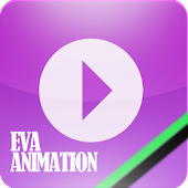 Video animation of Evangelion
